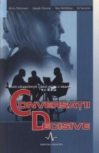 comunicare eficienta - conversatii decisive