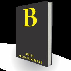 biblia-negociatorului - marian rujoiu