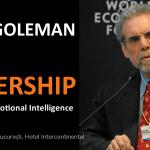Inscrieri conferinta Daniel Goleman – Bucuresti, Romania