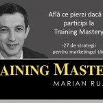 Ce pierzi daca nu participi la Train the Trainers avansat (27 de strategii pentru marketingul tau)