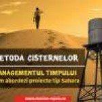 Managementul timpului – Metoda cisternelor