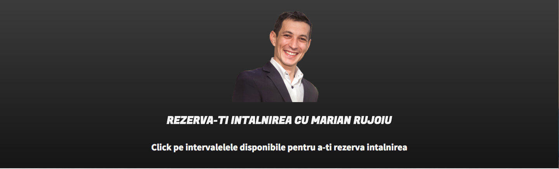 Marian Rujoiu - Coach