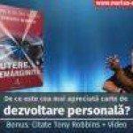 Putere nemarginita – Tony Robbins – de ce merita sa o citesti?