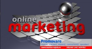marketing online, curs marketing, promovare traineri, promovare experti, cariera coaching
