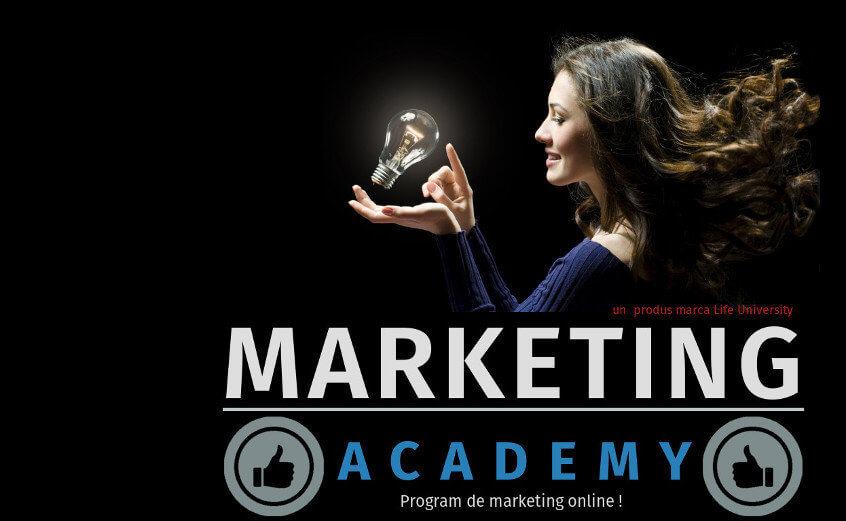 Curs Marketing Online – Discount 50 % în perioada de lansare sau mai mult?