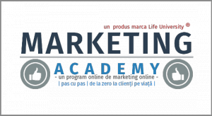Marketing Academy - curs marketing online