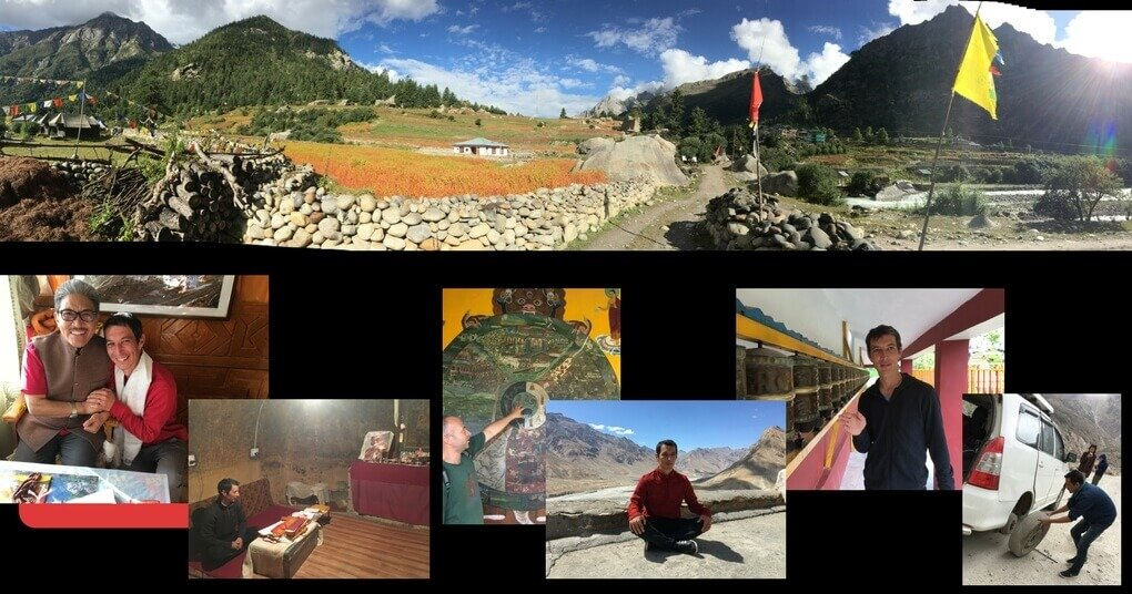 excursie in tibet