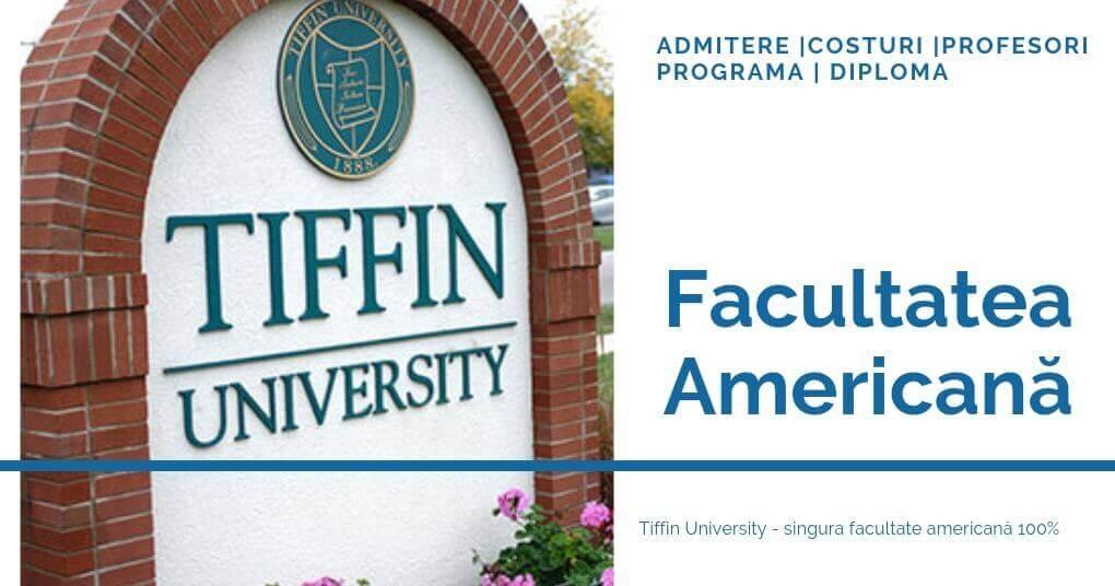 facultatea americana